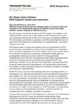 [PDF] Pressemitteilung: Nur Sieger, keine Verlierer: RFID inspiriert Handel und Lieferanten