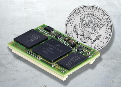ARM9™ Module TQMa28 with Wind River Intelligent Device Platform