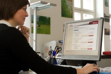Netviewer Webinar im Büroeinsatz