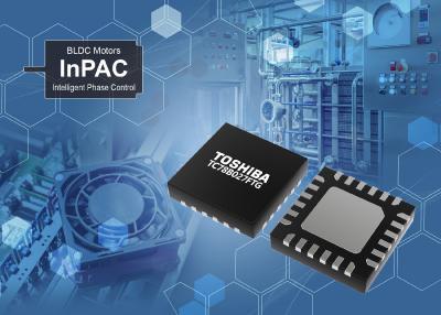 TOSHIBA Controller und Treiber-IC für BLDC Motoren