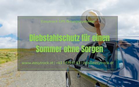 Diebstahlschutz für einen Sommer ohne Sorgen