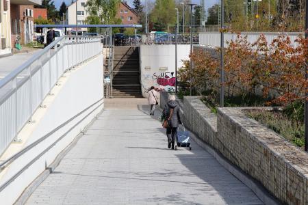 Rampe Westseite Bf Neustadt