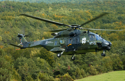 Eurocopter welcomes new order for 22 NH90TTH helicopters from the French Army