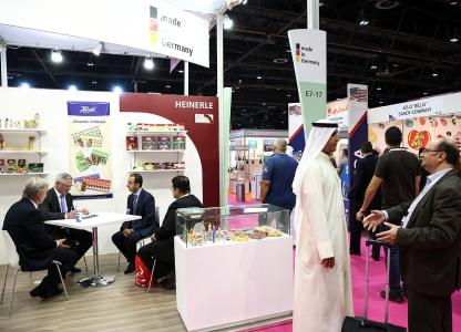 Sweets & Snacks Middle East © Koelnmesse GmbH