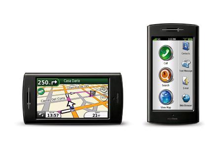 Garmin Asus nüvifone G60