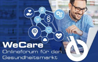 WeCare: KUMAVISION Onlineforum für den Gesundheitsmarkt