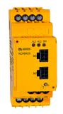 Electrical safety starts in the electrical installation with the AC/DC sensitive residual current monitoring device in the RCMB42… series