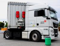 In praktischen Trainings wurden die sht-Fahrer für die Bedeutung von Si-cherheit im Straßenverkehr sensibilisiert / Foto: sht