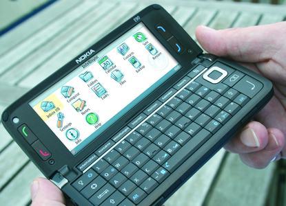 Cortado bietet Nokia Intellisync als gehostete Lösung an