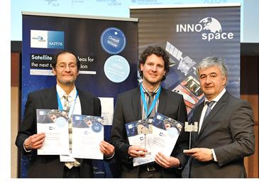 Winners of 2016 INNOspace Masters Competition Present Compelling New Ideas for the New Space Economy