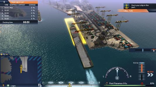 TransOcean: The Shipping Company