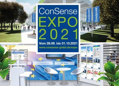 QM als Motor für Digitalisierung: Virtuelle Herbstmesse ConSense EXPO präsentiert anwenderfreundliche, hochkonfigurierbare und individualisierbare Softwarelösungen für das Qualitätsmanagement und Integrierte Management