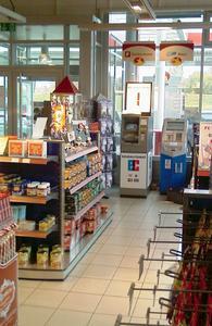 Cardpoint verfügt in Deutschland über ein breites Netz von Geldautomaten an stark frequentierten Standorten wie Tankstellen, Supermärkten oder Bahnhöfen 2