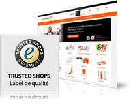 SAXOPRINT certifié par Trusted Shops