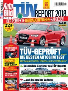 TÜV SÜD: Hohes Sicherheitsniveau der Fahrzeuge stabil