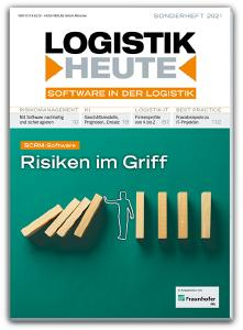 Titelbild Software in der Logistik