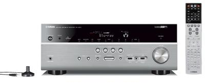 High-Resolution-Entertainment in Perfektion: Yamaha AV-Receiver sorgen mit 4K-Upscaling und YPAO R.S.C. für das beste Heimkino-Erlebnis
