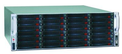 Storage Appliance mit Windows Storage Server 2008 R2
