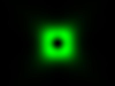 Square Vortex DOEs for Laser Material Processing