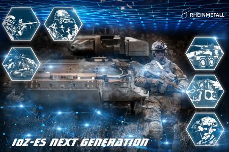 Rheinmetall IdZ-ES-Gen3 Studienauftrag