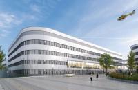 Bundeswehrzentralkrankenhaus Koblenz Quelle: Wörner Traxler Richter