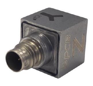 Triaxialer Beschleunigungssensor der Serie PCB-356A4x