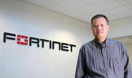 Ken Xie, Founder, President and CEO of Fortinet