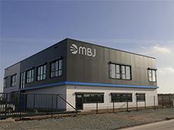 Firmensitz der MBJ Gruppe in Ahrensburg
