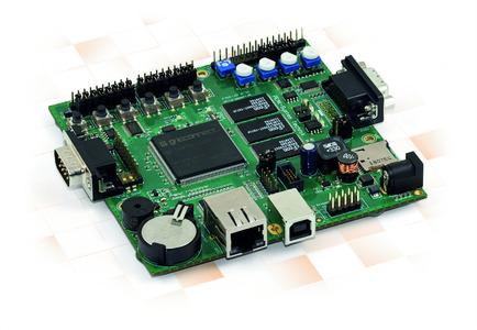 Evaluation Board for Industrial Communication