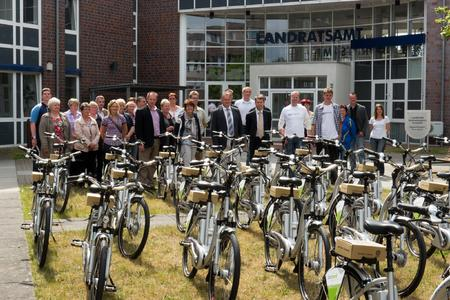 Verkehrsprojekt zur Elektromobilität gestartet
