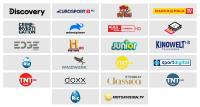 Senderübersicht des Entertainment HD Pakets