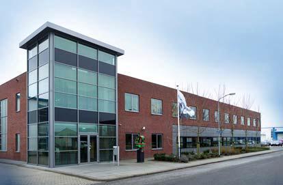 Zentrale für erfolgreiche Recyclingtechnologie: In Appingedam wird Nachhaltigkeit bewusst gelebt Foto: EWM Hightec Welding GmbH