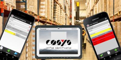 Barcode Scanner Apps für ein innovatives Warehouse Management