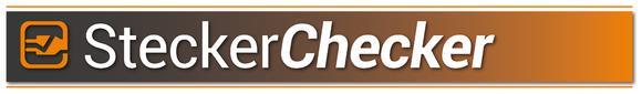 steckerchecker banner