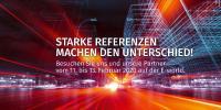 Auf der E-world energy & water 2020 präsentiert sich die SIV.AG in Halle 3, Stand 350