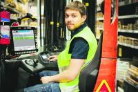 Mit PROXIA MES den Produktionsstandard auch im Bereich Lagern & Transport Industrie 4.0-tauglich gestalten