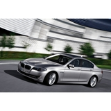 Euro NCAP crash test: 5 stars for the new BMW 5 Series