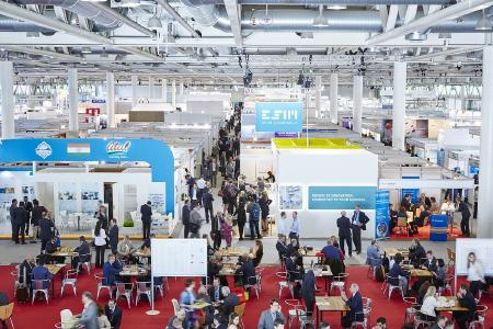 3,799 trade visitors came to this year's Chemspec Europe