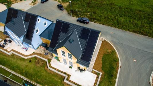 Sharp-Solaranlage in Adelsdorf, Heßdorf, Hemhofen und Umgebung