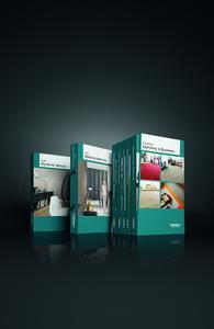 Die neuen Boden- und Tapetenkollektionen von Brillux sind ab November 2015 erhältlich und bieten neben neuen Produktlösungen und Dessins auch optimierte Präsentationselemente für die Kundenberatung
