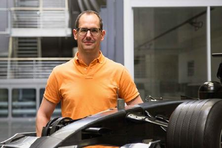 Christoph Hansen, Sauber Aerodynamik AG