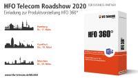 HFO Telecom Roadshow 2020