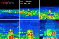 First thermal camera features superzoom lens and HD resolution