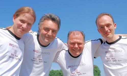 Das Ropardo-Team