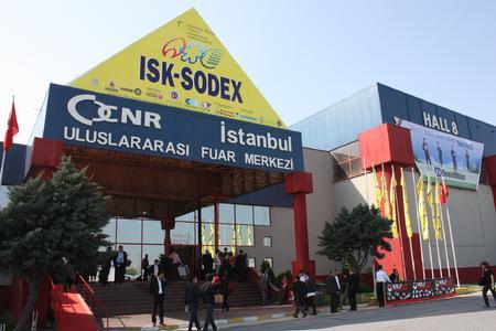 ISK-SODEX 2012 - die größte Messe für Heizungs-, Lüftungs- und Klimatechnik in der Türkei - wurde vom 2. bis 5. Mai auf dem Istanbul Expo Center ausgerichtet