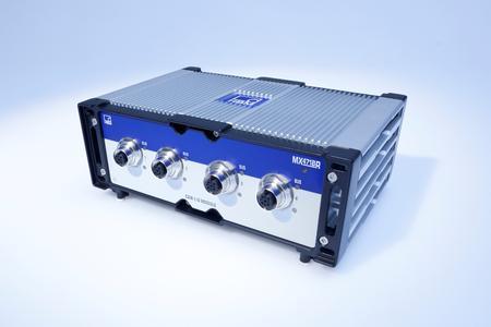 Mit den neuen Messverstärkermodulen MX840B-R, MX471B-R und MX411B-R wird der Anwendungsbereich des robusten Messdatenerfassungssystems SomatXR erweitert