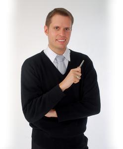 Christian Seifert, Vorstandsvorsitzender der Offenburger avenit AG
