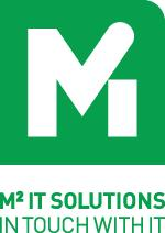 Logo Company m2 IT Solutions.