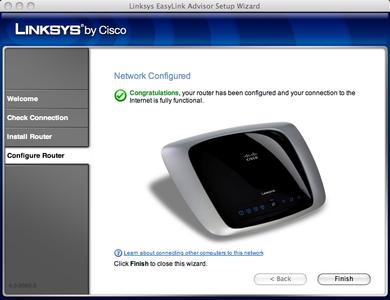MacSupport Linksys