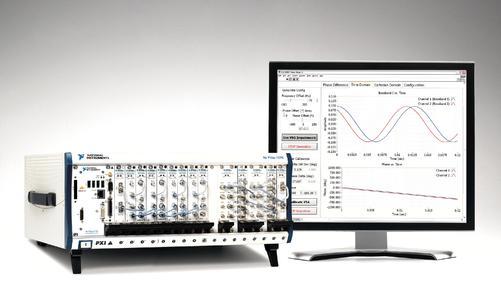 National Instruments präsentiert Lösung für phasenkohärente RF-Messungen
